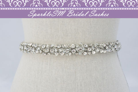 Bridal,Sash,,Wedding,Belt,,Crystal,Rhinestone,Jeweled,Gown,Sash,-,Felicity,Weddings,Accessories,bridal_sash,sparklesm,wedding_dress_sashes,wedding_sashes,wedding_belt,wedding_dress_belt,bridal_belt,bridal_dress_sash,rhinestone_sash,beaded_bridal_belt,jeweled_belt,jeweled_bridal_sash,swarovski_sash
