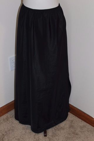 Vintage,Barbizon,Petti,Sleek,Long,Formal,Half,Slip,Tafredda,Black,1960s,barbizon, vintage slip, formal slip, tafredda, black, 1960s, fancypantsandmore, ourblueridgehome