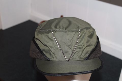 Boy's,Vintage,Hat,Army,Green,NOS,1950s,vintage hat, boys hat, 1950s, fancypantsandmore, ourblueridgehome