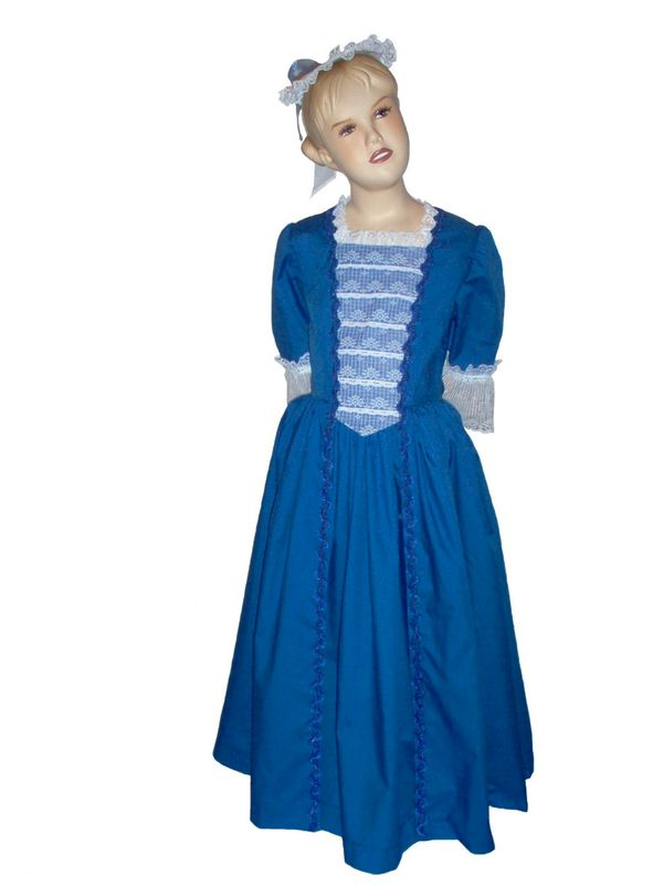 Custom Boutique Historical American Girl Inspired FELICITY ...