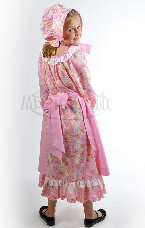 Custom Boutique American Inspired Pioneer Prairie Style S Dress Set Product Images Of