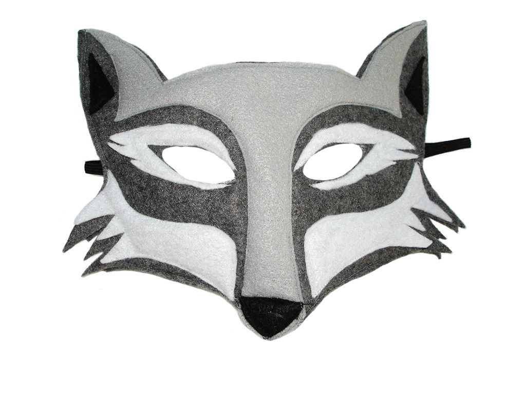 Nice Wolf Mask Template Free Pictures >> Printable Wolf Mask ...