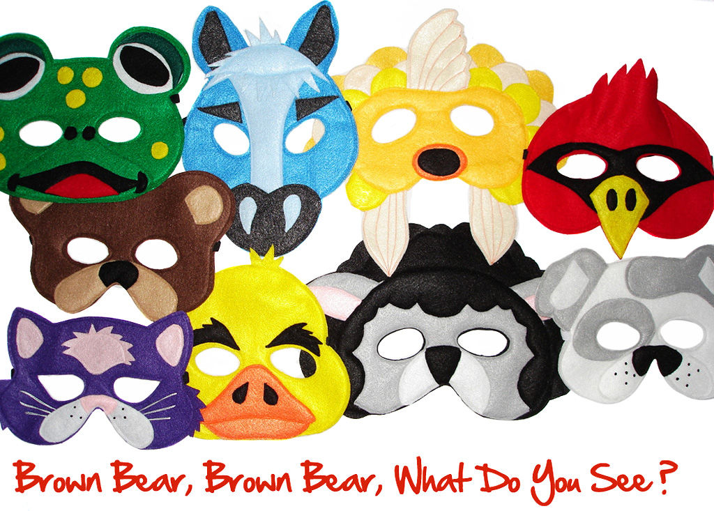Brown Bear Brown Bear What do You See Animals Brown,bear,,what,do,you,see