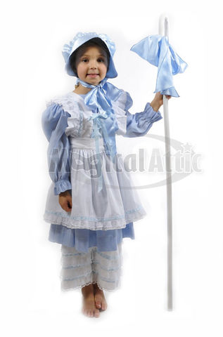 Custom,Boutique,Halloween,LITTLE,BO,PEEP,Girl's,Costume,Dress,Set,Children, Clothing, made to order costume, costume, girl, halloween, little bo peep, nursery rhymes, dress up, preschool play, pageant, birthday gift, recital, storybook character, school play, pretend play, magical attic,