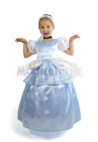 Custom,Boutique,Princess,CINDERELLA,Ball,Gown,Girls,Costume,Dress,Set,Children, Clothing, Costume, costume, dress, halloween, ballgown, disney, princess, cinderella, dress up, fairy princess, birthday gift, clothing, magicalattic,