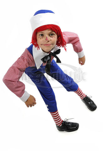 Custom,Boutique,Halloween,RAGGEDY,ANDY,Boy's,Costume,Set,Children, Clothing, Costume, custom boutique, halloween, christmas, dress up, pageant, portraits, made to order costume, red wig, boy, handmade costume, raggedy ann, magical attic,