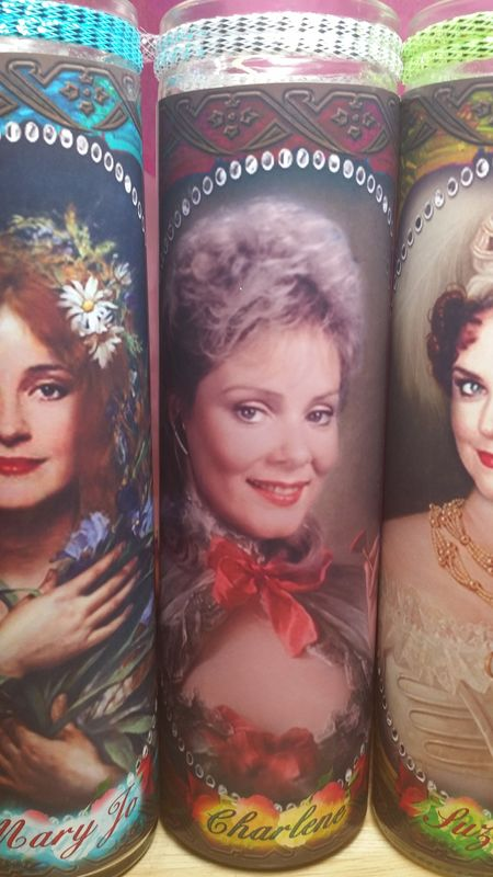 Charlene Frazier Candle Designing Women Celebrity Candle Jean Smart 80s Tv Stars Artcessories By Dakota,Quilted Christmas Tree Wall Hanging