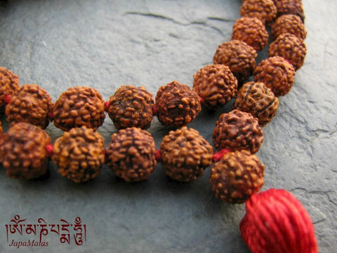 Rudraksha,Japa,Mala,108,beads,traditional,style,hand,knotted,mala,purified,&,blessed,Everything_Else,Religious,Meditation,japa_mala_bead,108_beads,hindu,india,buddhist_mala,meditation,yoga,zen,prayer_beads,worry_beads,yoga_jewelry,christmas_in_july,holy thread,mantras,pure intention,rudraksha