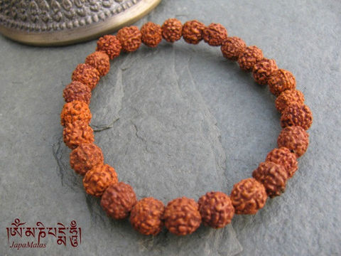 Rudraksha,Bracelet,Mala,purified,&,blessed,mala,Jewelry,Beadwork,japa_mala_bead,108_beads,hindu,buddhist_mala,meditation,yoga,prayer_beads,worry_beads,yoga_jewelry,shiva,rudraksha,tears,holy thread,mantras,pure intention