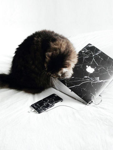 BLACK,/,W,MARBLE,MACBOOK,SKIN,Macbook skin, marble, black marble skin, case