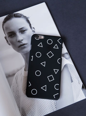 Geometry,iPhone,Case,geometry shapes iphone case, geometry,