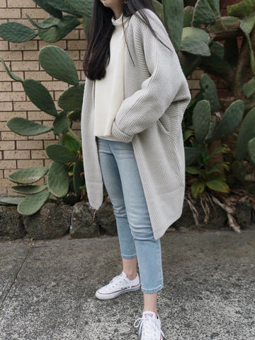 Cream,Oversized,Cardigan,cardigan, cream cardigan, oversized cardigan, winter knit, knitwear,