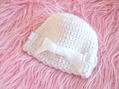 Newborn Girl Hat - product images 3 of 5