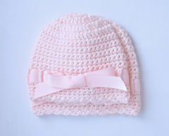 Newborn Girl Hat - product images 5 of 5