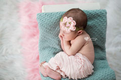 Newborn Girl Photo Outfit - product images 3 of 4