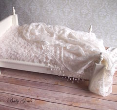 Newborn Lace Canopy - product images 3 of 7