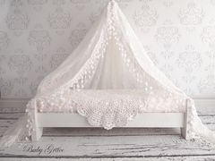 Newborn Lace Canopy - product images 4 of 7