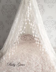 Newborn Lace Canopy - product images 6 of 7