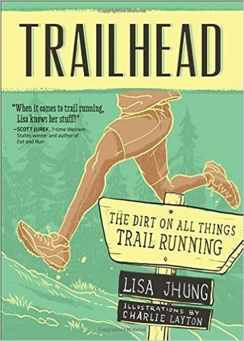 Trailhead,-,Lisa,Jhung,Trailhead Lisa Jhung, Trail running