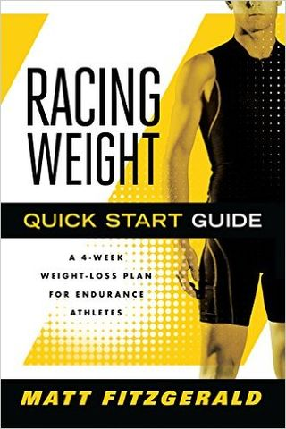 Racing,Weight,Quick,Start,Guide,book, training, food