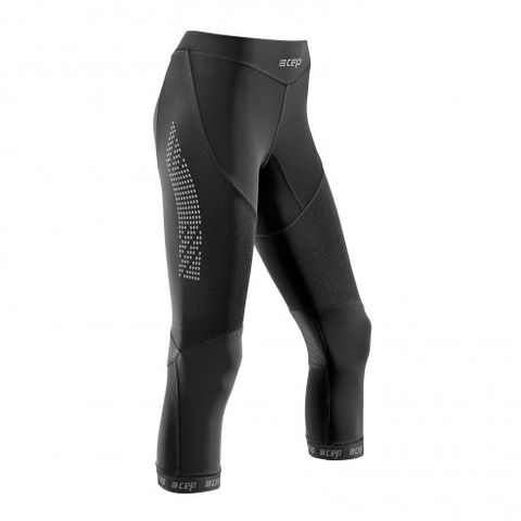CEP,Women's,3/4,Run,Tights,2.0,Cep 3/4 Run Tights 2.0, Compression running tights