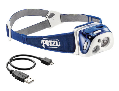 Petzl,Reactik,Head,Torch,Petzl Reactik Head Torch