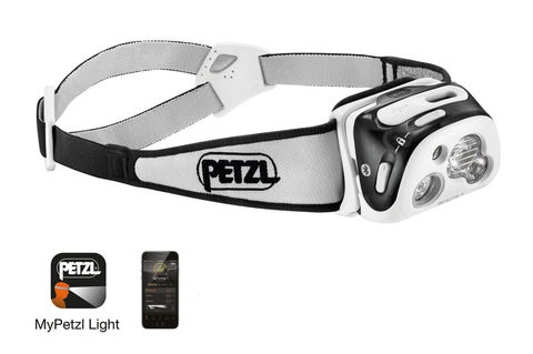 Petzl,Reactik,+,Head,Torch,Petzl Reactik + Head Torch