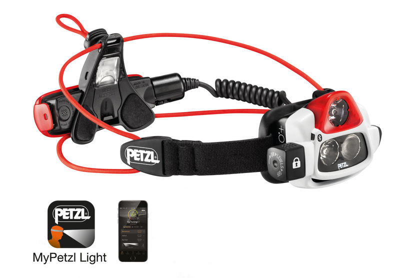 Petzl Nao + Performance Head Torch - product images  of