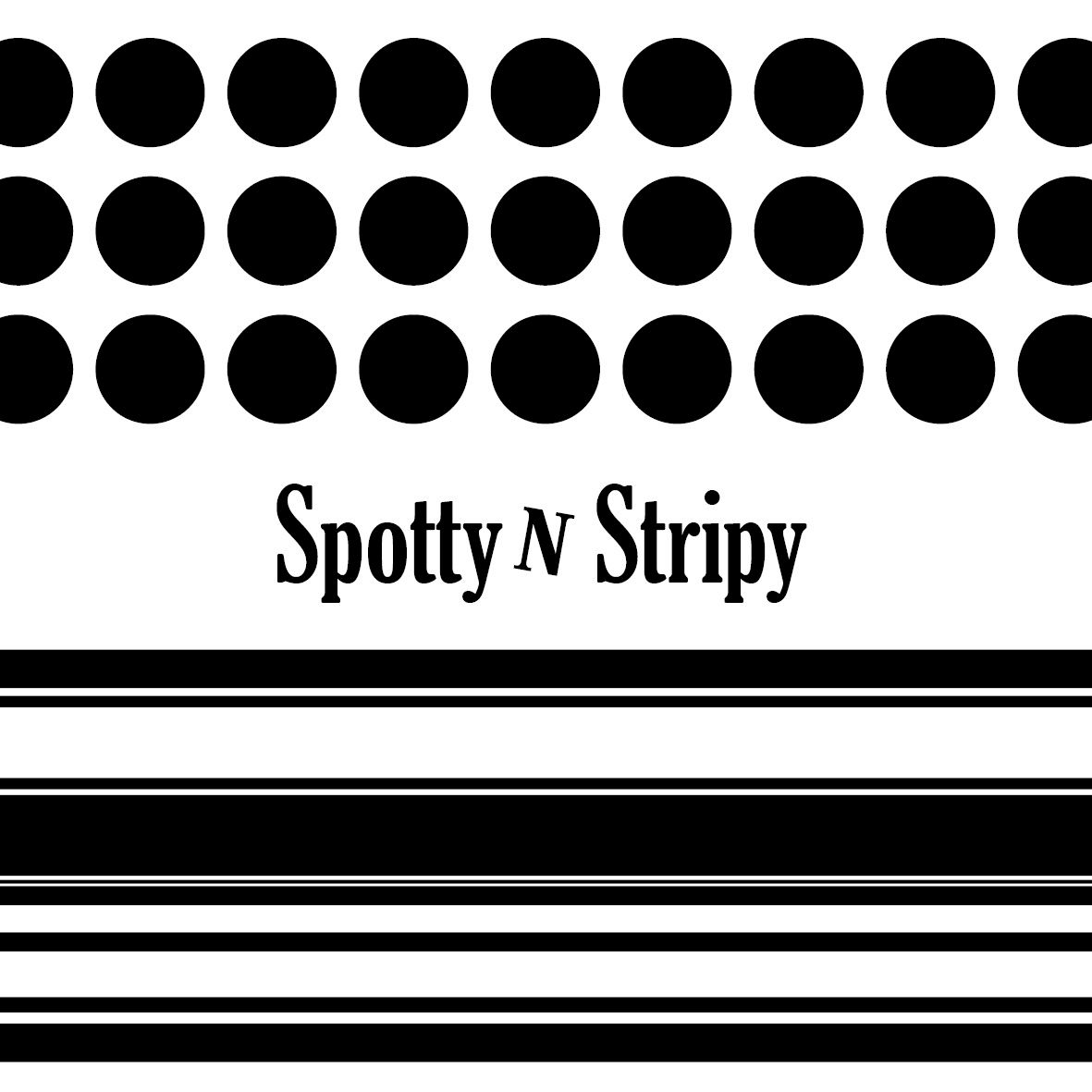 Spotty N Stripy