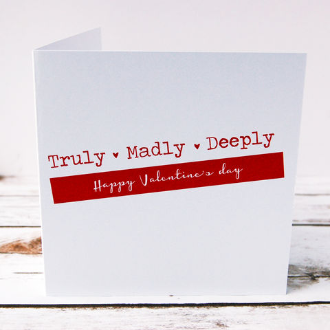Valentine's,Day,Card:,Red,Or,Black,Valentine's Day Card