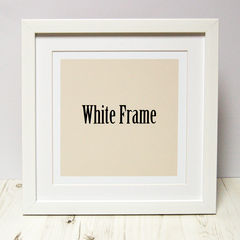 Frames,To,Fit,Spotty,N,Stripy,CARDS,white square photo card frame