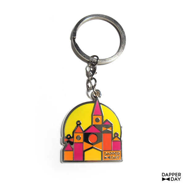 """Dapper Palace"" Key Charm  - product images  of"