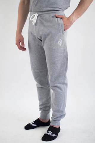 Men's,new,school,long,pants,PRDS,X,-,Ox.Grey,New school, Unisex, Long pants, Cotton, Pirados
