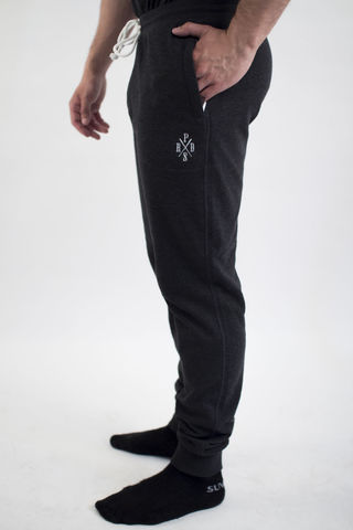 Men's,new,school,long,pants,PRDS,X,-,Antracite,New school, Unisex, Long pants, Cotton, Pirados