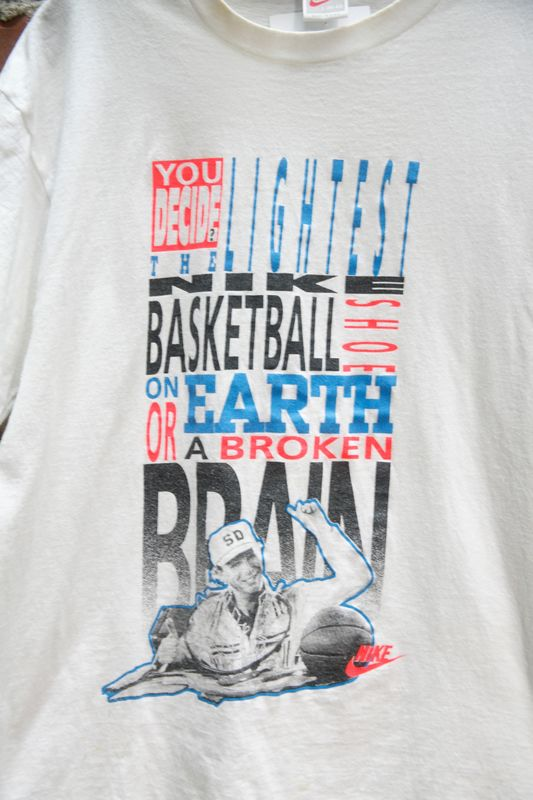 90s Nike Basketball T-Shirt - product images  of