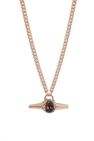 Rose,Meteor,Shower,II,Luxe,Necklace,rosmillar, rose gold, designer, jewellery, necklace, meteor II, London