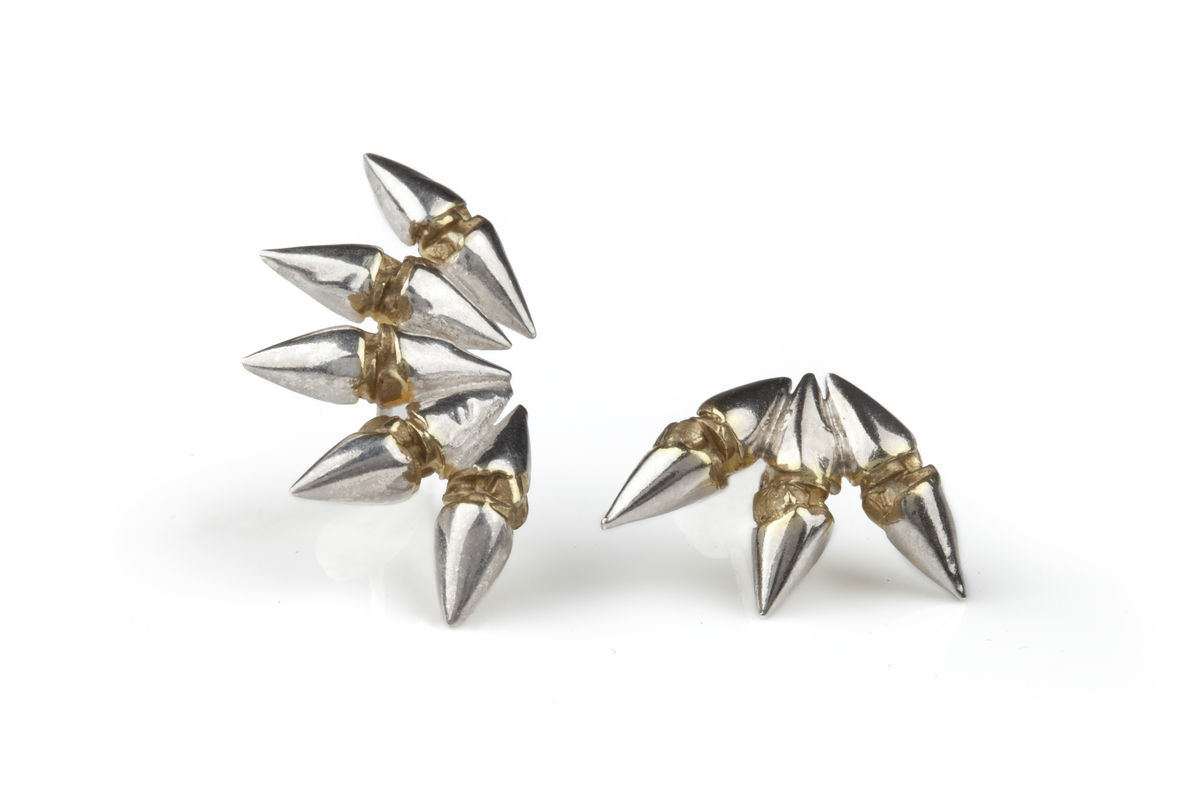 Bow & Arrow Earrings - product images  of