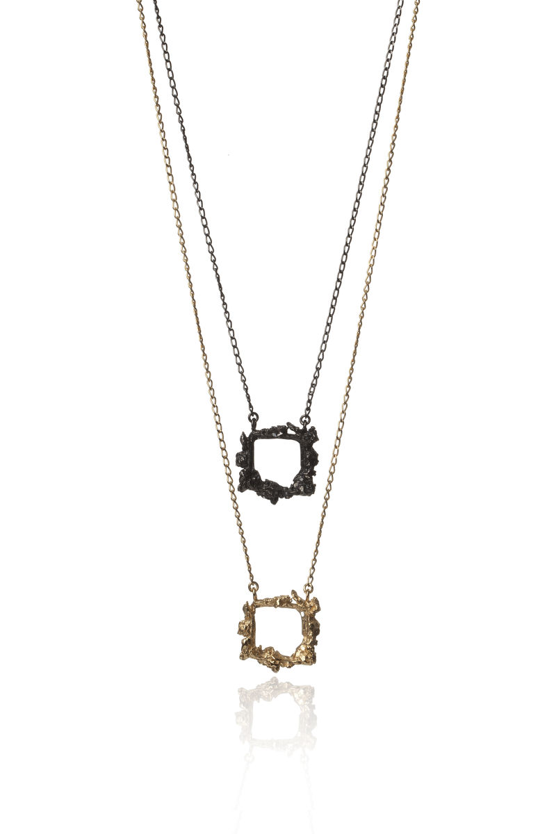 Frame Necklace - product images  of
