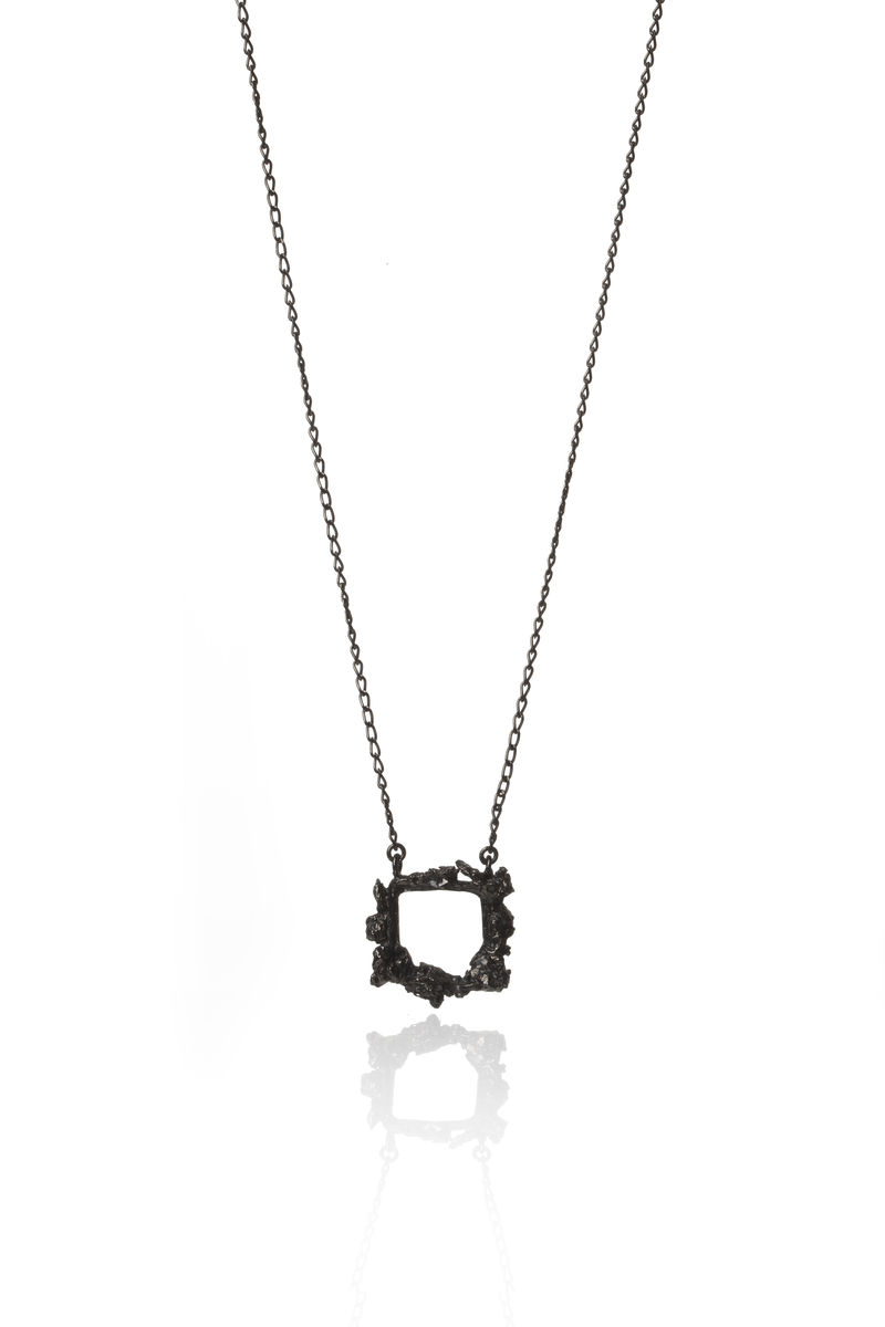 Ros Millar: Frame Necklace | Jewelry,Jewelry > Rings -  Hiphunters Shop