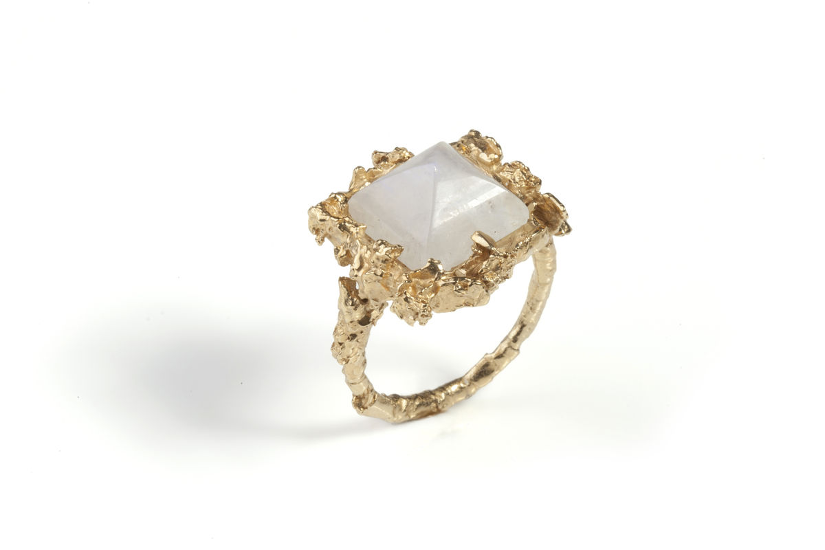 Gold Fortune Ring - product images  of