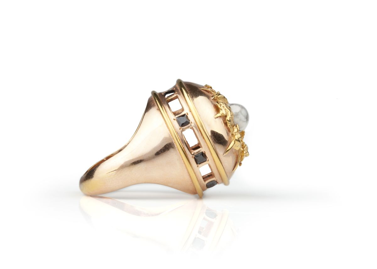 Ros Millar: The Navigator Ring | Jewelry,Jewelry > Rings -  Hiphunters Shop