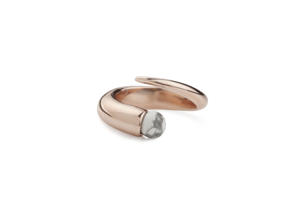 Ros Millar: Orb Ring Stack | Jewelry,Jewelry > Rings -  Hiphunters Shop