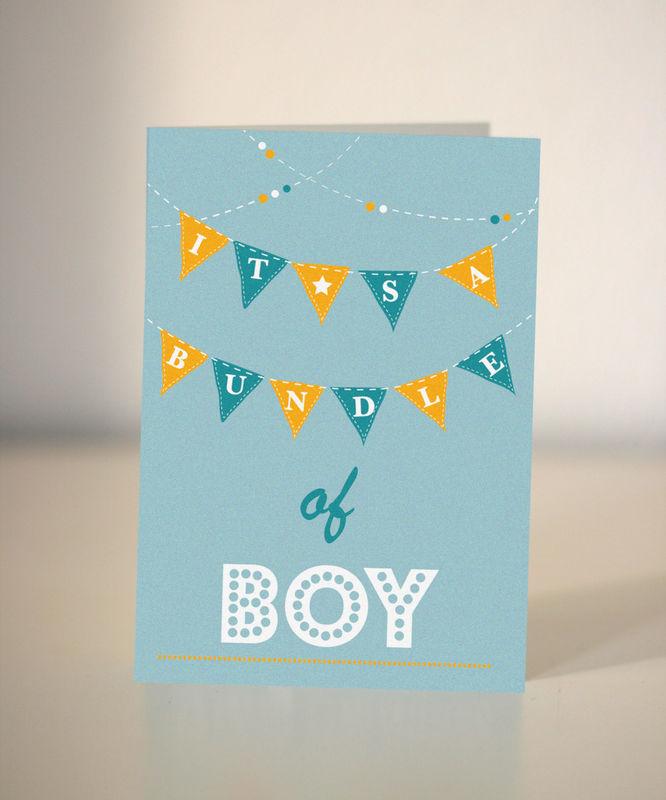 congrats new baby card