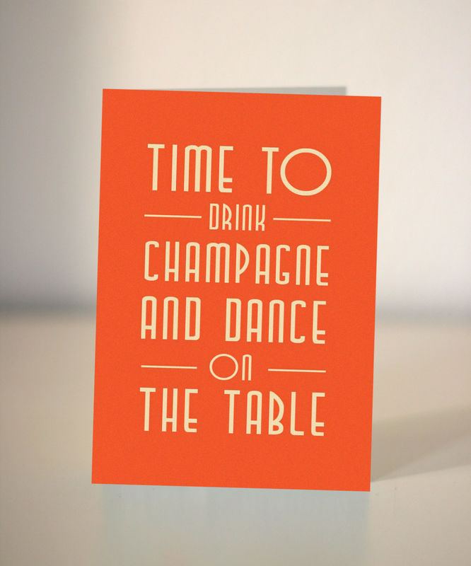 Time To Drink Champagne And Dance On The Table 21st Birthday