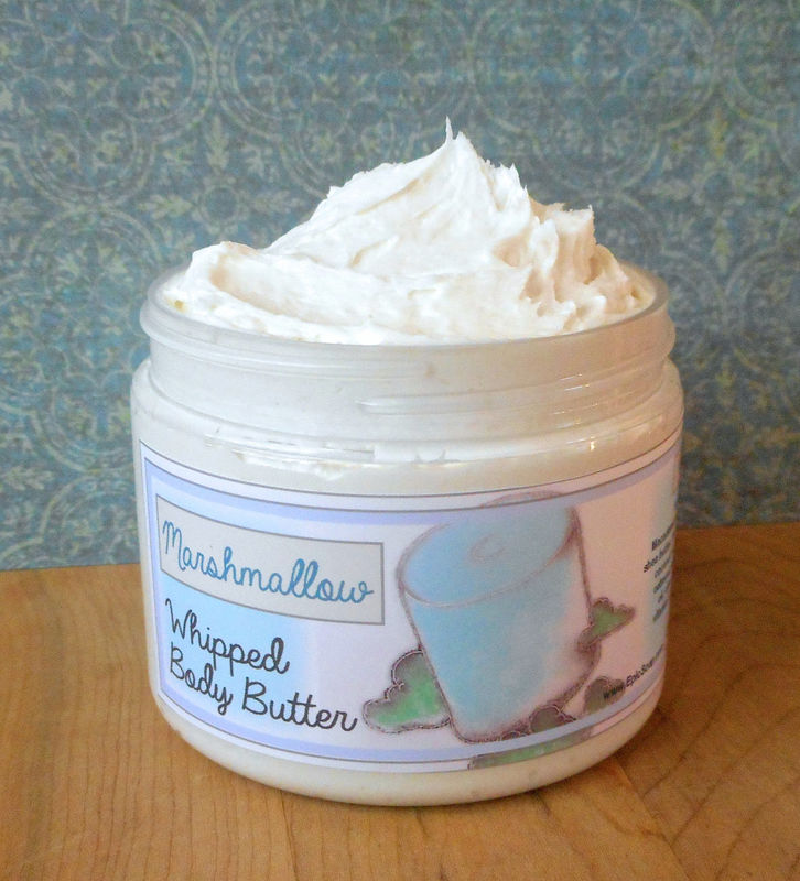 Marshmallow Whipped Body Butter - product images  of