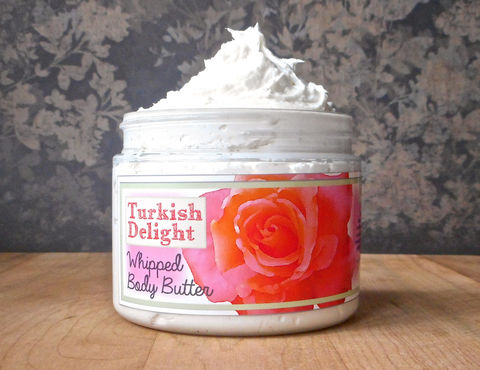 Turkish,Delight,Whipped,Body,Butter,-,Rose,,Powdered,Sugar,,and,Pistachio,Bath_And_Beauty,hand_cream,body_butter,vegan,vegan_lotion,epically_epic,whipped_body_butter,whipped_shea_butter,body_cream,vegan_body_butter,epic_retro,rahat_lokum,rose_scented_lotion,turkish_delights,macadamia butter,jojoba,olive squalane,fragrance,vitam