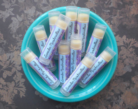 Lavender,Marshmallow,Vegan,Lip,Balm,-,Limited,Edition,Fall,Collection,Flavor,Bath_And_Beauty,Lip_Balm,Tube,epically_epic_soap,lip_balm,lip_gloss,vegan_lip_balm,sweet_lip_balm,marshmallow,essential_oil,lipbalm,lavender_lip_balm,indie_lip_balm,ee_lip_balm,marshmello,castor oil,vitamin e,candelilla wax,lavender essential oil,flavor,n