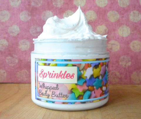 Sprinkles,Whipped,Body,Butter,Bath_And_Beauty,hand_cream,body_butter,vegan,vegan_lotion,epically_epic,whipped_body_butter,whipped_shea_butter,body_cream,vegan_body_butter,rose_scented_lotion,favorite_things,age_of_innocence,edith_wharton,macadamia butter,jojoba,olive squalane,fragranc