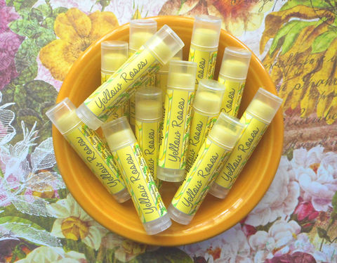 Yellow,Roses,Vegan,Lip,Balm,-,Limited,Edition,Favorite,Things,Flavor,Bath_And_Beauty,Lip_Balm,vegan,lip_balm,epically_epic,lip_gloss,lip_butter,vegan_lip_balm,favorite_things,epic_lip_balm,rose_lip_balm,yellow_rose,lemon_rose,rose_lipgloss,rose_citrus_lip_balm,castor oil,vitamin e,candelilla wax,flavor,natural sweetener,mi