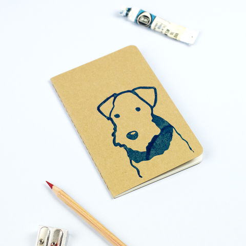 Terrier,Moleskine,Notebook,Terrier Moleskine Notebook, Dog Notebook, Dog Journal, Moleskine Cahier, Terrier Notepad